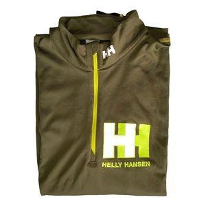 Men's Helly Hansen Base Layer Quarter Zip